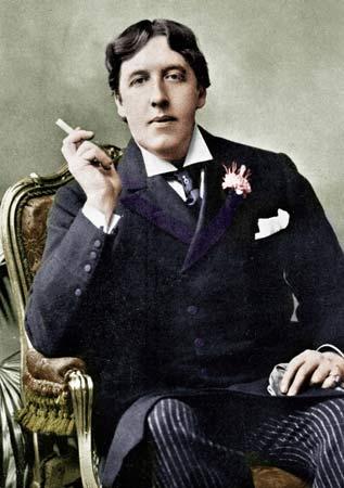 Wilde Oscar photo A Paris